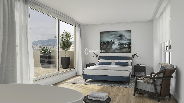 Girona-34_atico_dormitorio