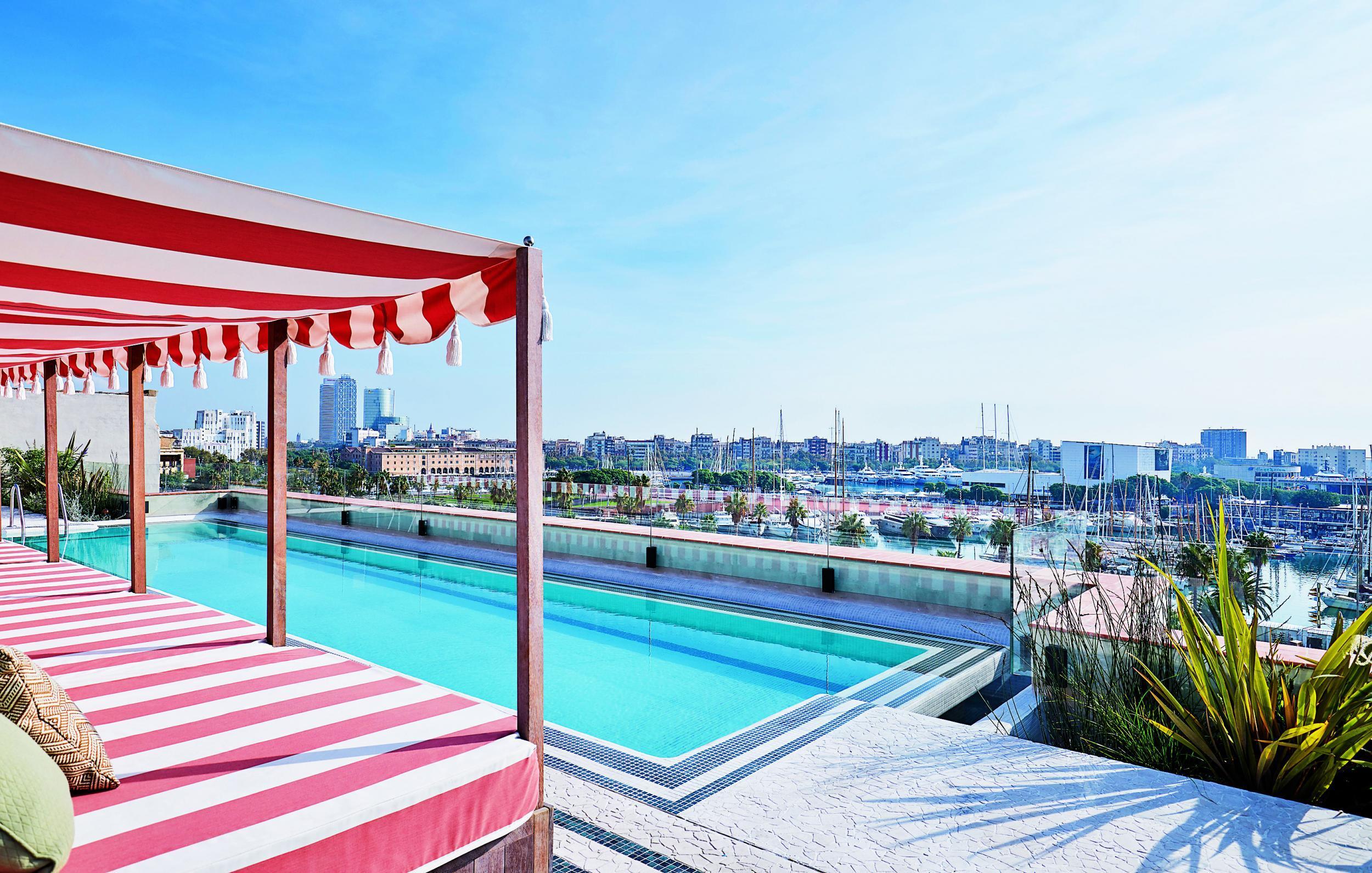 Best rooftop barcelona 2021